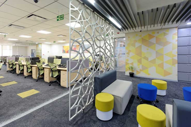 Go Creative With Your Stand Alone Partitions