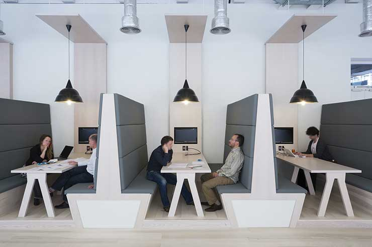 Work Booths Are Going To Trend The Whole Decade