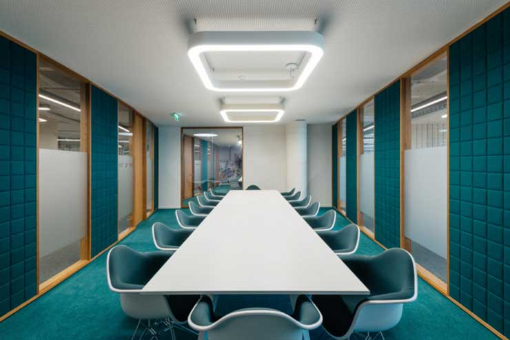 Acoustics - An Important Aspect For Offices