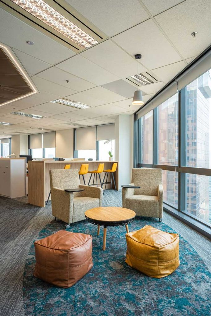 Multi-Purpose Areas Can Give Your Office A Boost